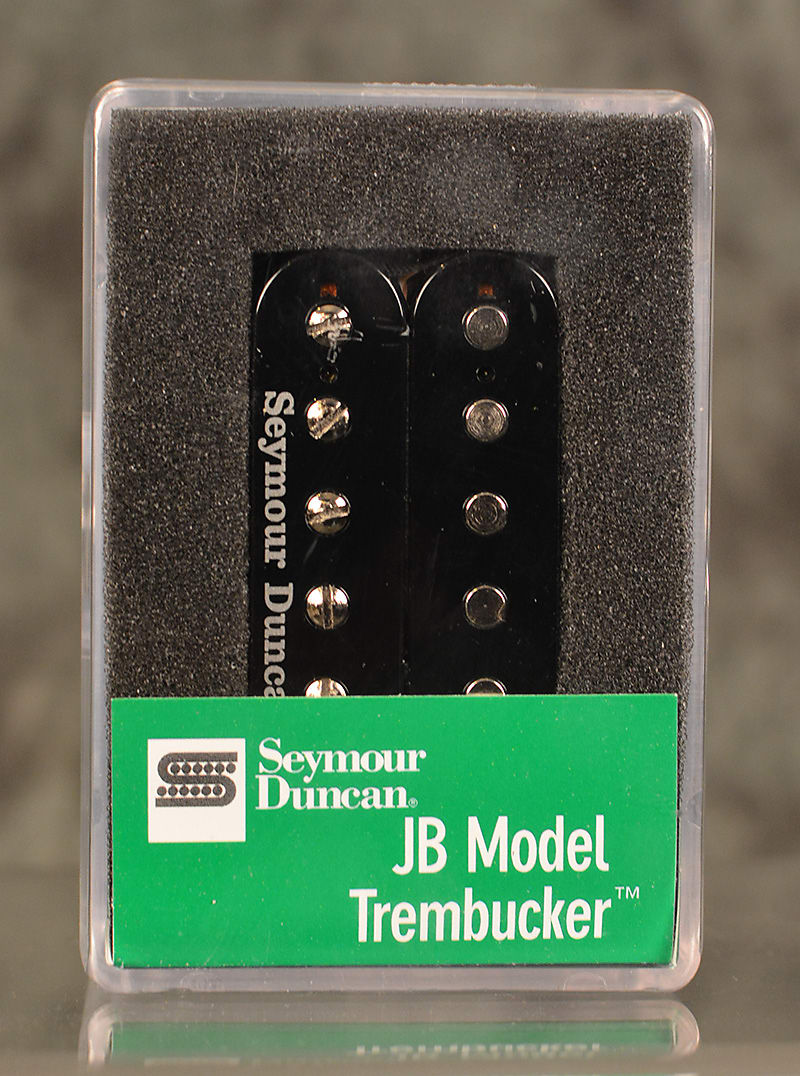 Seymour Duncan TB-4 JB Trembucker Bridge Position Humbucker Black w Fast n  FREE Shipping Inlcuded