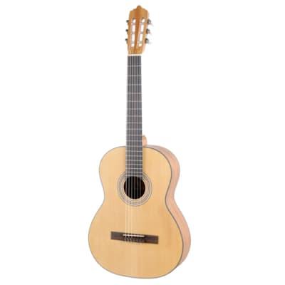 LaMancha LA MANCHA Rubinito LSM/53 Klassikgitarre 1/2 for sale