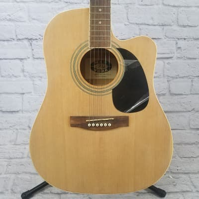 New York Pro NY-DRW977CEQ Acoustic Electric Natural for sale