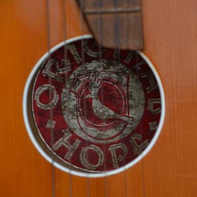 Alte Guitar Gitarre Hopf Original for sale