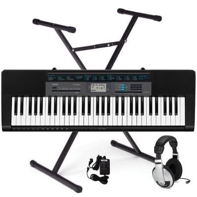 Casio CTK-2550 Portable Electronic Keyboard, Premium Pack