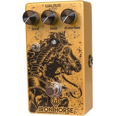 Effect Pedal Walrus Audio Iron Horse V2 for sale