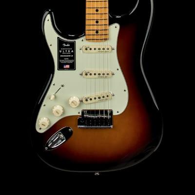 Fender American Ultra Stratocaster Left-Hand - Ultraburst #29306