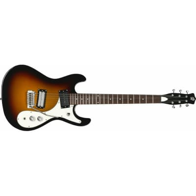 Danelectro '64XT Electric Guitar - 3-Tone Burst for sale