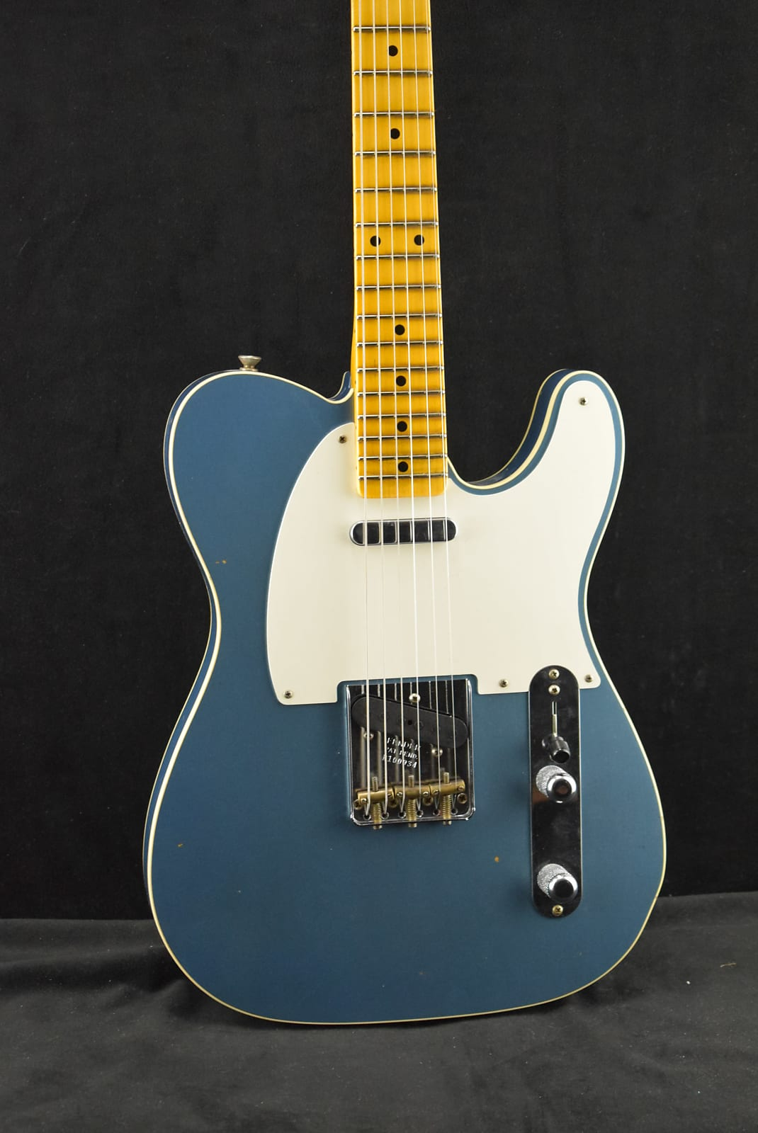 Fender '50s Tele Journeyman Relic Faded/Aged Lake Placid Blue