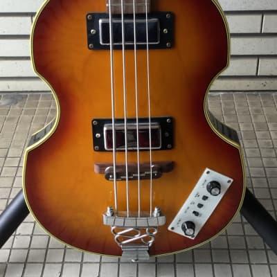 Barclay VB-550 1980' Brown sunburst for sale
