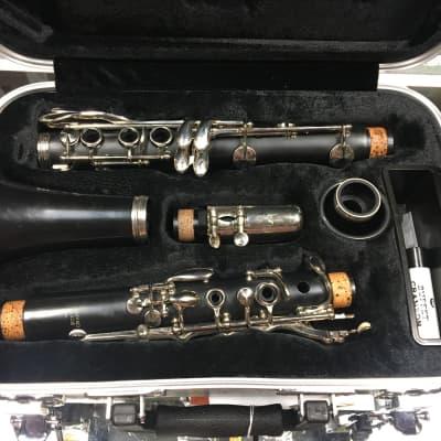 Buffet Crampon 17/6 Nickel Plated Prodigy 442 Clarinet w/Case 2019 Black