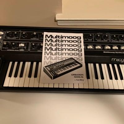 Moog MultiMoog