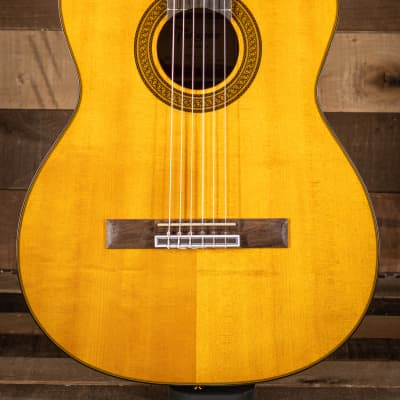 Takamine GC5CE Classical Cutaway with TP-4T Electronics, Natural for sale