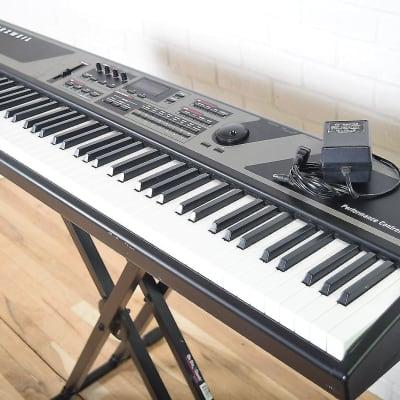 Kurzweil PC1x 88 keyboard synthesizer Awesome-88 key piano for sale