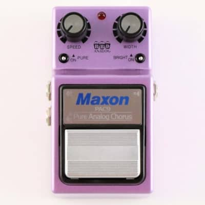 Maxon Pure Analog Chorus PAC-9