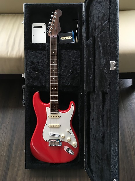 Fender Limited Edition All Rosewood Neck American