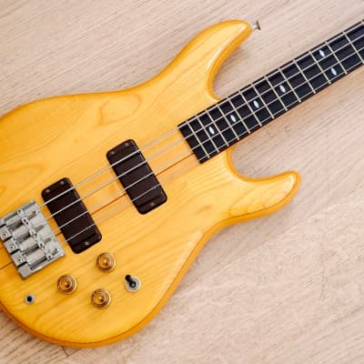 1979 Greco Speedway GOB900N Vintage Neck Through Electric Bass Guitar Ash Japan for sale