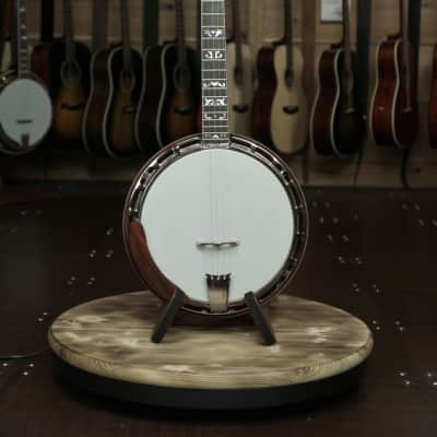 Nechville Vintage Flying Eagle Banjo #2407 (Mahogany) for sale