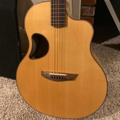 McPherson Guitars MG- 5.0 (Serial #0106—the 6th McPherson Guitars instrument ever made) for sale