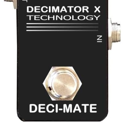 ISP Technologies Deci-Mate Decimator Noise Reduction - Noise Gate
