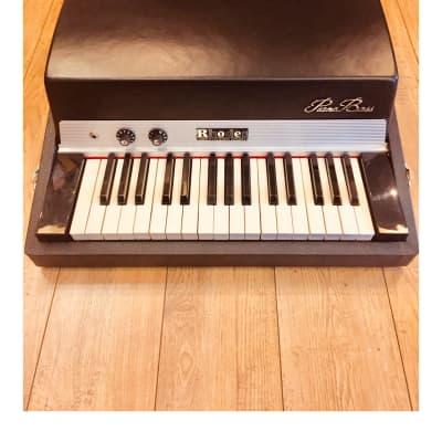RHODES Piano Bass de 1981