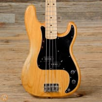 Fender Precision Bass 1976 Natural image