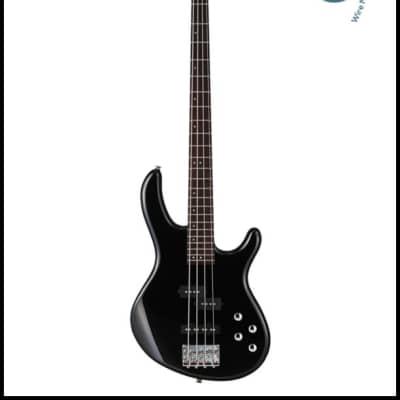 Cort Action Bass Plus 4-String, PJ Pickup Set, 2-Band Eq, Lightweight, Black, Free Shipping