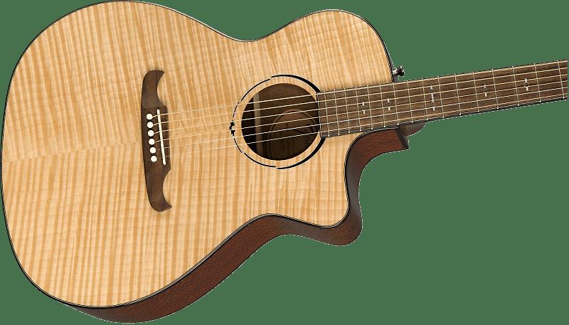 new fender fa 345ce auditorium electric guitar w tuner reverb. Black Bedroom Furniture Sets. Home Design Ideas