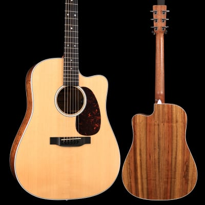 Martin DC-13E Road Series w Soft Shell Case S/N 2271833 5lbs 2.4oz USED for sale