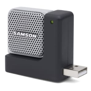 Samson Go Mic Direct Portable USB Mic w/ Noise Cancellation