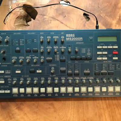 Korg MS2000R Virtual Analog Rack Synthesizer + Vocoder