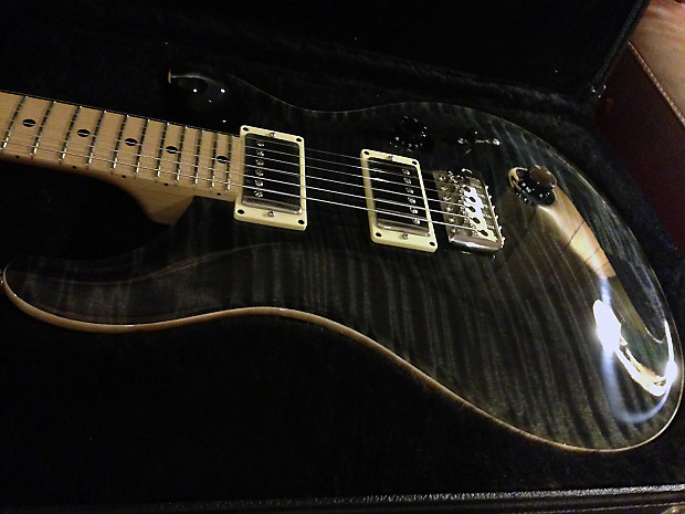 2007 Paul Reed Smith PRS Johnny Hiland Tubular Flame Maple | Reverb