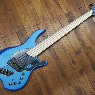 Dingwall Ng2 5 Strings 2018 Laguna Seca Blue for sale