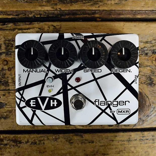 eb12eeb8bc7 MXR EVH-117 Eddie Van Halen Flanger Pedal