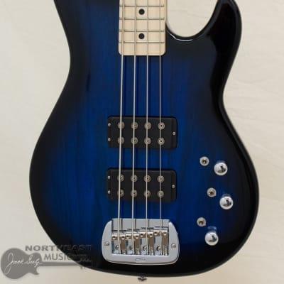 G&L Tribute Series L2000 Bass Guitar - Blueburst for sale