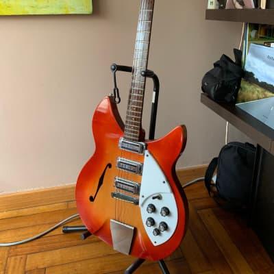 Rickenbacker model 1998  1967 Fireglo for sale