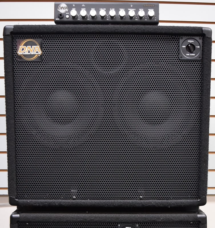 DNA 800 Amp with DNS 115 and 210 Neo Cabs *NOT Pre-Owned