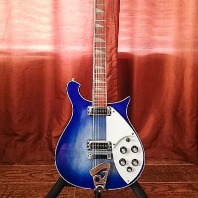 """Rickenbacker620/12 """"Color of the Year"""""""