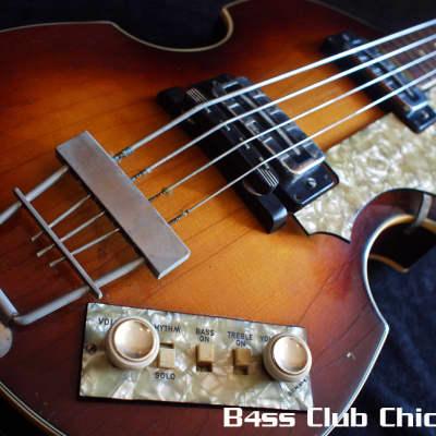 Hofner 500/1 Violin Bass 1967 for sale