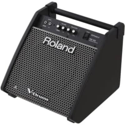 Roland PM-100 80-Watt Personal Drum Amplifier for V-Drums
