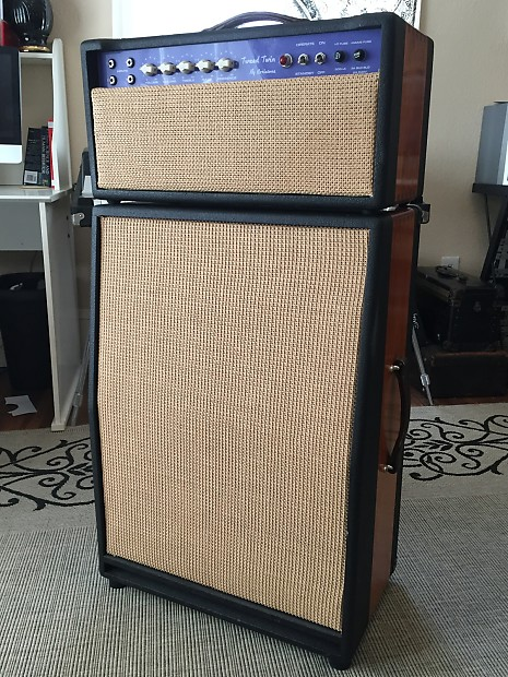Ceriatone Hand Wired Fender '57 Twin Amp Head & 2x12 Cabinet