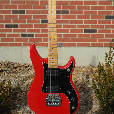 Peavey Predator HH  USA 1985 Red no case w/electronic upgrades/changes for sale