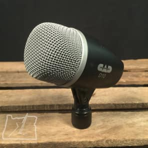CAD D10 Dynamic Kick Drum Microphone