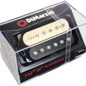 DiMarzio DP223BC PAF 36th Anniversary Bridge Humbucker