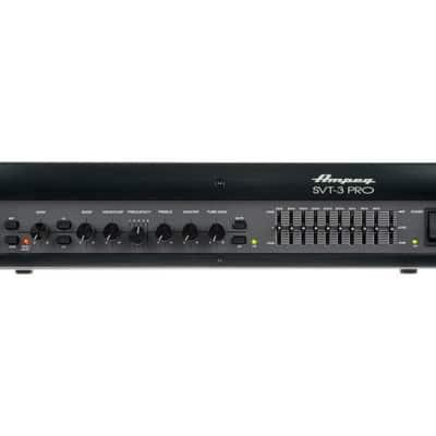 Ampeg Pro Series SVT-3PRO 450 Watts Tube Preamp
