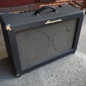 "Ampeg Model R-212R Reverberocket 50-Watt 2x12"" Guitar Combo Reissue 1990s"