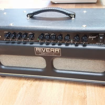 Rivera Venus 5 Amp Head, 35w, made in the USA, includes footswitch