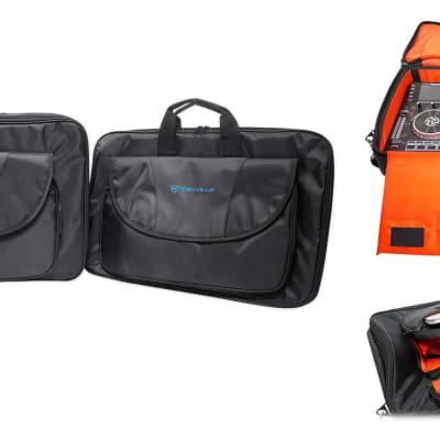 Rockville Travel Carry Case For Numark MixTrack Pro 3 DJ Controller