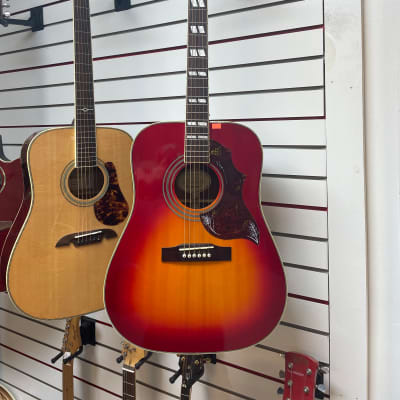 Epiphone Hummingbird-HS for sale