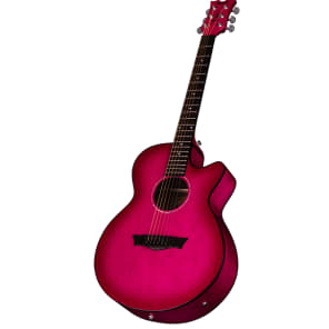 Dean AXS Performer A/E Pink Burst for sale