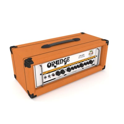 Orange Crush CR120H - 120-Watt Head Orange Footswitchable Digital Reverb