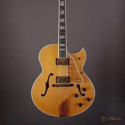 2011 Heritage Super Kenny Burrell, Maple/Spruce for sale