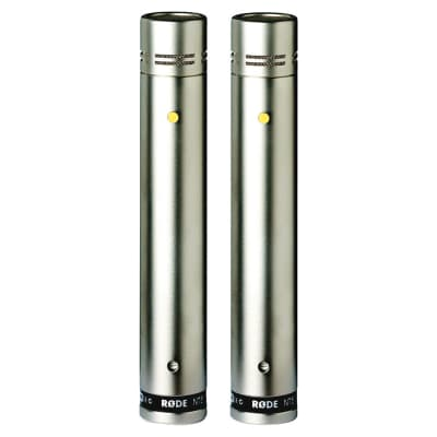 """Rode NT5 Compact 1/2"""" Cardioid Condenser Recording Microphones"""