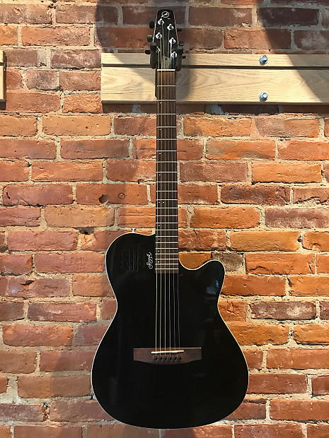 Seagull A6 Acoustic Electric Guitar Godin